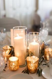 wedding photo - Gorgeous Fall Centerpieces & Tablescape Tips