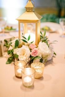 wedding photo - Pink And Gold Wedding Theme