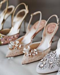 wedding photo - SHOES ///