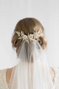 wedding photo - 浪漫至極!奉上19個最美新娘髮型靈感! – Popbee