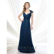 wedding photo - Montage 215920 Mother of the Brice Dress - Brand Prom Dresses