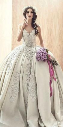 wedding photo - Designer Wedding Dresses And Bridal Gowns