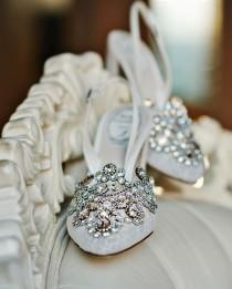 wedding photo - Bridal Footwear