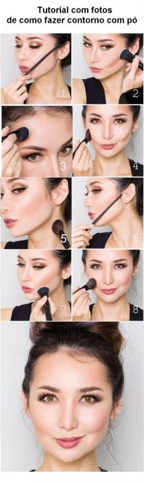 wedding photo - Contouring Tutorial