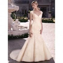 wedding photo - Casablanca Bridal 2120 Wedding Dress - Wedding Long Casablanca Bridal Mermaid Sweetheart Dress - 2017 New Wedding Dresses