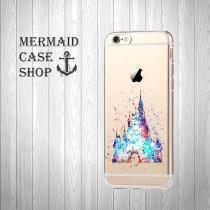 wedding photo - SALE!!!!Castle iPhone 7 case iPhone 7 disney case iPhone 6 disney Case iPhone 6s disney Case clear iphone 6 princess/NC-11/125