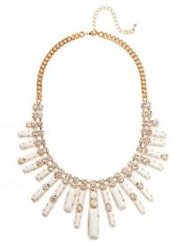 wedding photo - Aimee Layered Y-Chain Necklace