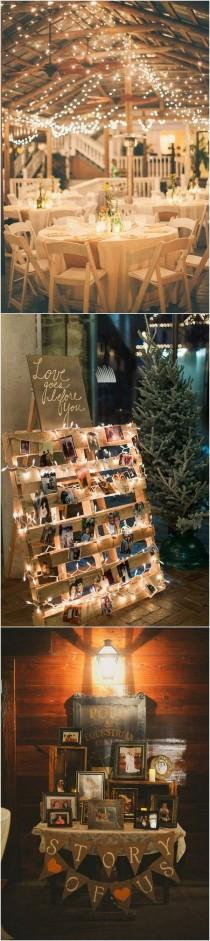 wedding photo - 18 Perfect Country Rustic Barn Wedding Decoration Ideas - Page 3 Of 3
