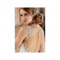 wedding photo - Vestido de novia de Martina Liana Modelo 734 - 2017 Otras Otros Vestido - Tienda nupcial con estilo del cordón