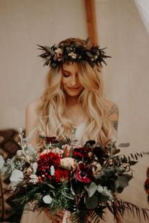 wedding photo - Wildly Romantic Wedding At Wind Wolves Preserve