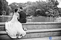 wedding photo - Central Park Wedding Inspiration