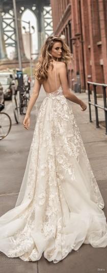 wedding photo - Berta Spring 2018 Wedding Dresses — Campaign Photos