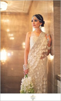 wedding photo - 20 Magnifiques Tenues De Mariage Indien...