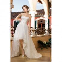 wedding photo - Miss Kelly MK 141-39 Miss Kelly Wedding Dresses 2014 - Rosy Bridesmaid Dresses
