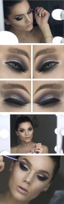 wedding photo - Galaxy Makeup