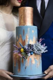 wedding photo - The Top 30 Wedding Cake Trends