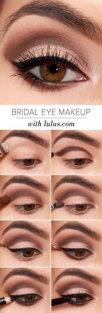 wedding photo - Bridal Makeup Tutorial