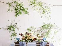 wedding photo - Fresh + Romantic Loft Wedding Ideas