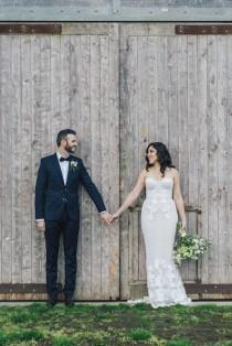 wedding photo - Rustic Chic Wedding in Australia - Belle The Magazine