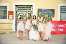 wedding photo - Rose Gold & Greenery Garden Route Wedding by Anke Photography