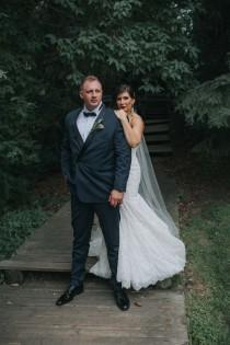 wedding photo - A Whimsical Glam Wedding In Edmonton