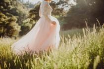 wedding photo - Hochzeits-Picknick in den Redwoods - Hochzeitswahn - Sei inspiriert!