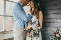 wedding photo - Frisch, blumig & elegant: Fühl den Hochzeitsfrühling! - Hochzeitswahn - Sei inspiriert!