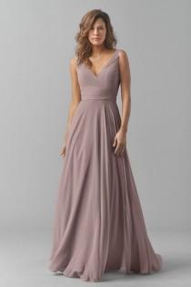 wedding photo - Mauve Dress