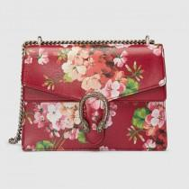 wedding photo - Gucci Dionysus Blooms Print Shoulder Bag