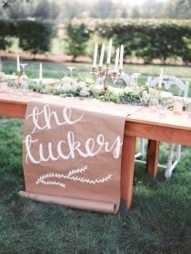 wedding photo - DIY Oregon Wedding With An Instagram Love Story