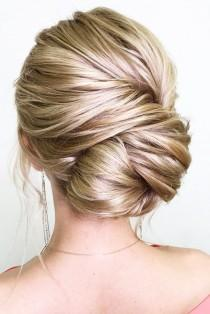 wedding photo - 36 Most Outstanding Wedding Updos For Long Hair