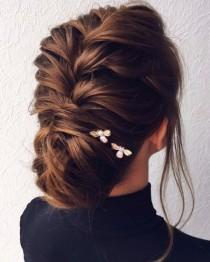 wedding photo - Top 15 Wedding Hairstyles For 2017 Trends