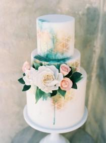 wedding photo - Desert Wedding Inspiration For True Romantics