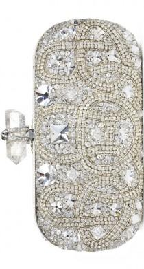 wedding photo - There's No Such Thing As Too Much Bling!!! (At Least In My World)