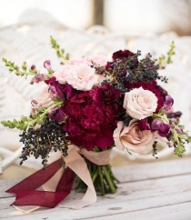 wedding photo - Floral Arrangements And Centerpieces