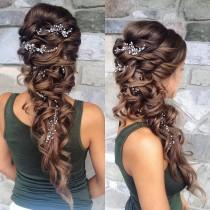 wedding photo - Beautiful Wedding Hairstyle Inspiration