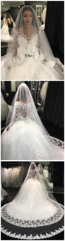 wedding photo - Wedding Dresses, Wedding Gown Sexy