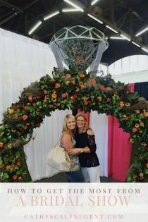 wedding photo - How-To Get The Most From A Bridal Show