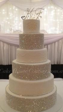 wedding photo - Unique Wedding Cake Ideas