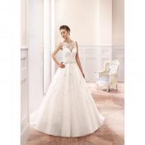 wedding photo - Eddy K Milano MD166 - Stunning Cheap Wedding Dresses