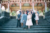 wedding photo - Emily And Lee's Belvedere Castle Terrace Wedding