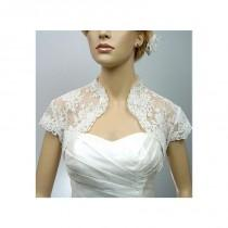 wedding photo - Pretty Lace Women's Jacket Match Your Fabulous Dress - overpinks.com