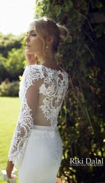 wedding photo - Wedding Dresses By Riki Dalal - Provence Collection