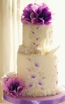wedding photo - 200 Most Beautiful Wedding Cakes For Your Wedding!