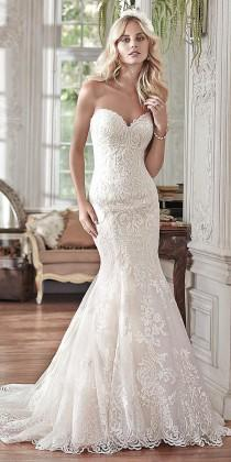 wedding photo - 27 Best Of Romantic Wedding Dresses By Maggie Sottero