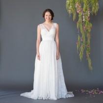wedding photo - Celia Grace The Teresa Wedding Dress (1505) -  Designer Wedding Dresses