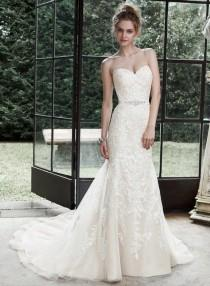 wedding photo - The Mesmerising Maggie Sottero Fall 2015 Collection
