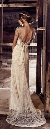 "wedding photo - Anna Campbell 2018 Wedding Dresses — ""Eternal Heart"" Bridal Collection"
