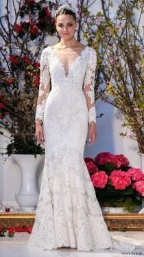 wedding photo - 100 Stunning Long Sleeve Wedding Dresses
