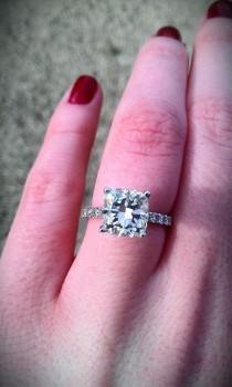 wedding photo - Engagement & Wedding Rings